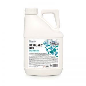 Dezinfectant suprafete NexGuard RTU - Gata de lucru - 5000ml
