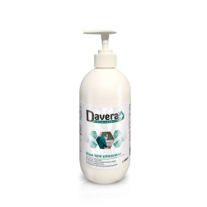 DAVERA SOAP® – Sapun lichid antimicrobian 500ml