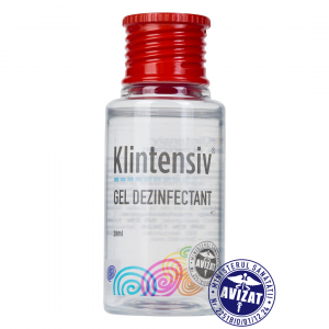 KLINTENSIV® - Gel dezinfectant maini 28 ml
